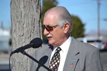 Commissioner Wayne Hancock