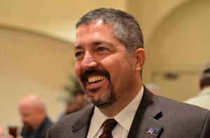 Democratic Party of New Mexico State Chair Sam Bregman. Photo: Stephen Jones, Democratic Party of Doña Ana County