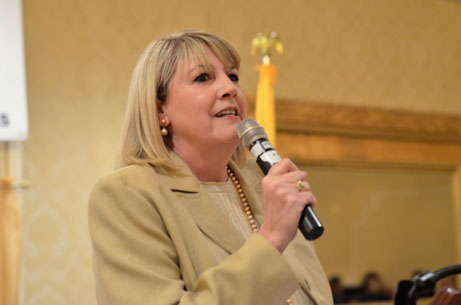 Doña Ana County Chair Christy French