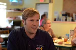 State Senator Tim Keller
