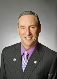 State Senator Bill Soules